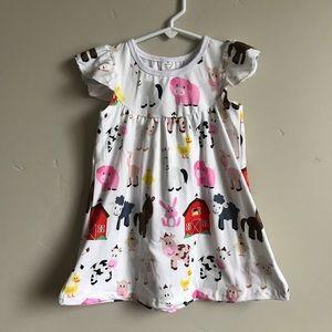 Other - Animal girls dress